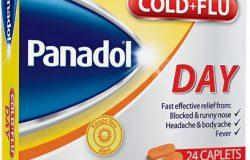 سعر و استخدام PANADOL COLD & FLU للرشح والحمى بنادول كولد اند فلو