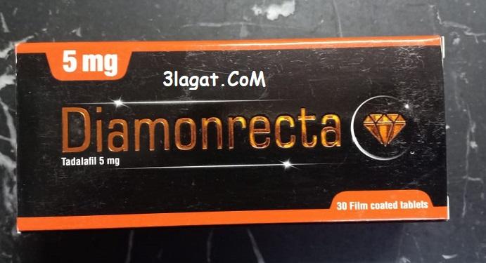 ديامونركتا Diamonrecta لعلاج ضعف الانتصاب سعر و جرعة و تحذيرات الاستخدام
