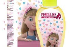 زيت بيندولين penduline hair oil لنعومة شعر الاطفال