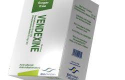 سعر, استخدام جرعة شراب VENDEXINE فيندكسين للالتهابات والحساسية
