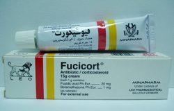 سعر, استخدام كريم FUCICORT فيوسيكورت لعلاج الالتهابات الجلدية