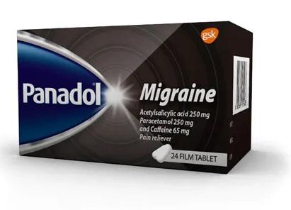 سعر و مواصفات Panadol Migraine بانادول مايجرين للصداع النصفي