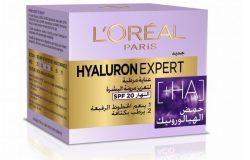سعر و فوائد كريم هيالورون اكسبيرت Loreal Hyaluron Expert لبشرة مرنة مشرقة
