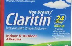 معلومات و سعر دواء كلاريتين Claritine لعلاج الحساسية
