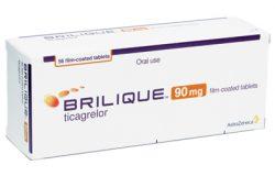 معلومات و سعر دواء BRILIQUE بريليكي مضادة للجلطات