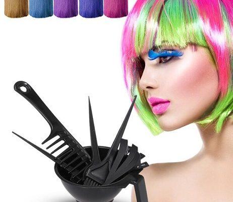 شرح طريقة صبغ الشعر ارشادات و تحذيرات صبغات الشعر
