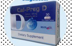 كال-بريج د Cal-preg D كالسيوم و فيتامين د3 , سعر و إرشادات الإستخدام