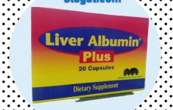 كبسولات ليفر ألبيومين بلس Liver Albumin Plus لدعم وظائف الكبد