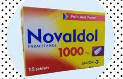 سعر و معلومات نوفالدول Novaldol مسكن للألام و خافض للحرارة