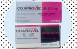 دواء كو أبروفيل CO APROVEL لعلاج ضغط الدم المرتفع