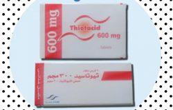 دواء ثيوتاسيد Thiotacid لعلاج التهاب الاعصاب