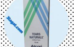 قطرة تيرز ناشورال TEARS NATURALE مرطب للعين بديل الدموع