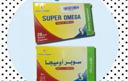 سوبر أوميجا Super Omega زيت السمك اوميجا 3