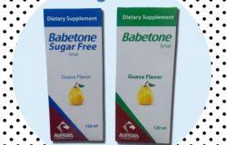 بيبتون Babetone للكحة سعر و جرعة و إرشادات الإستخدام