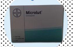 ميكرولوت Microlut اقراص منع الحمل
