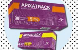 أبيكساتراك Apixatrack سعر و معلومات الدواء للسيولة
