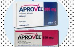 سعر و معلومات أبروفيل APROVEL لعلاج الضغط المرتفع
