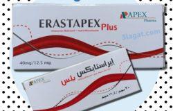 إيراستابكس بلس ERASTAPEX Plus للضغط المرتفع