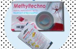سعر و إرشادات ميثايلتكنو Methyltechno فيتامين ب 12 يذوب بالفم O.D.F